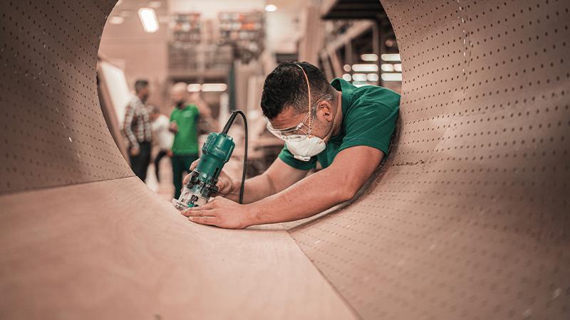 Prozessoptimierung bei Herstellung von Waren